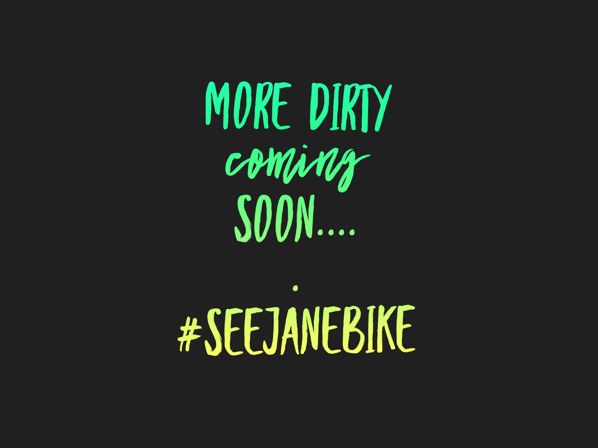 Dirty Jane Cycling