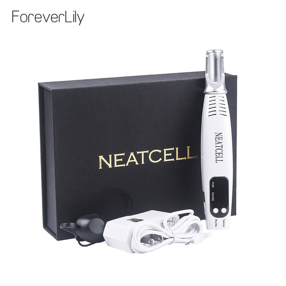 Neatcell Light Therapy Laser Pen - Removes Tattoo, Scar, Moles, Freckle, and Dark Spots