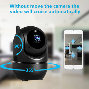 1080P Wireless Cloud Camera