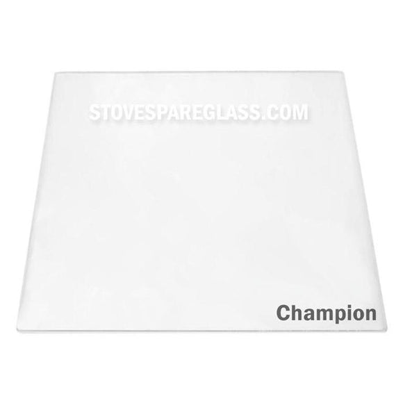 Champion Stove Glass