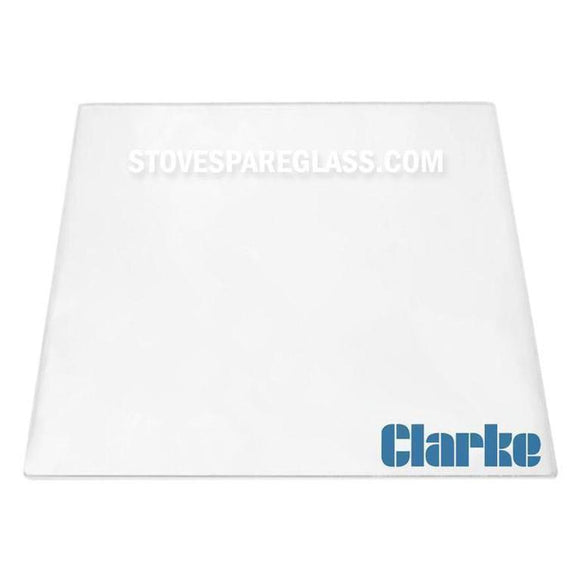 Clarke Stove Glass