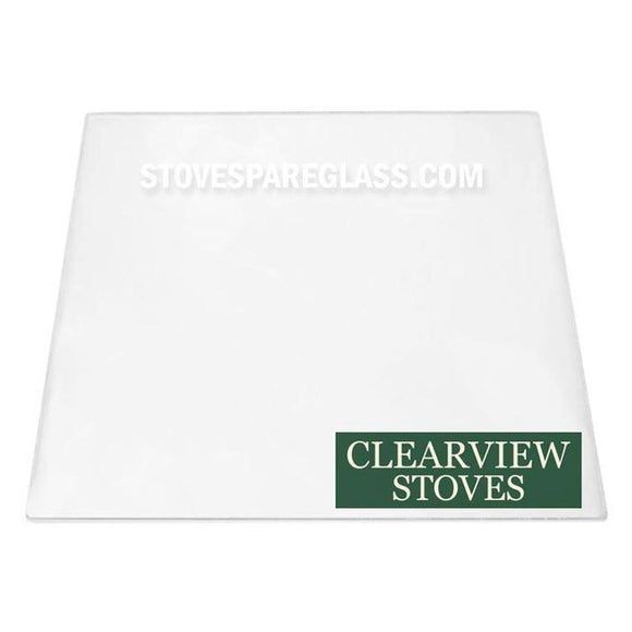Clearview Stove Glass
