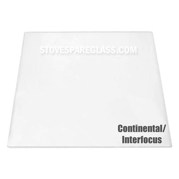 Continental Stove Glass