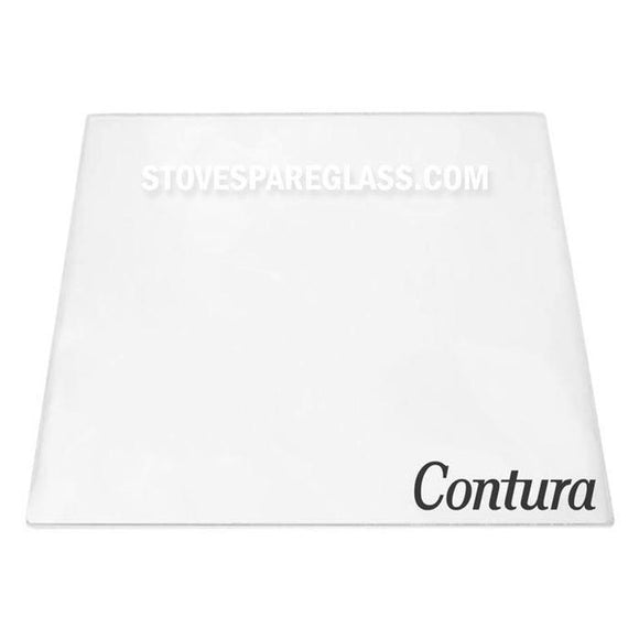 Contura Stove Glass