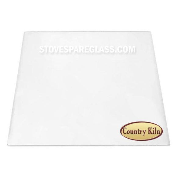 Country Kiln Stove Glass