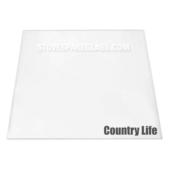 Country Life Stove Glass