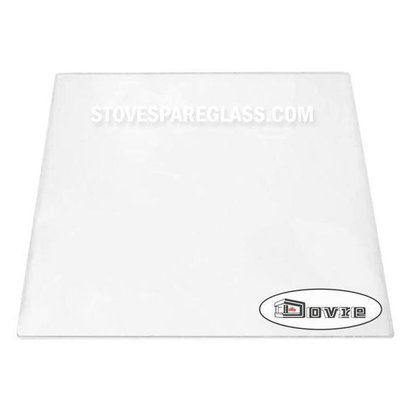 Dovre Stove Glass