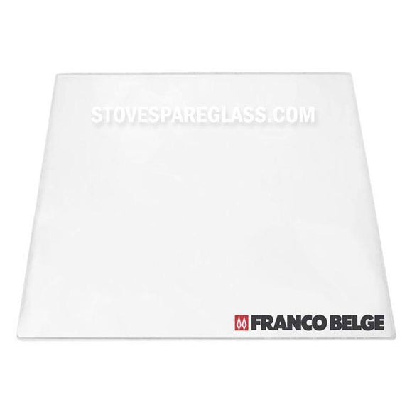 Franco Belge Stove Glass
