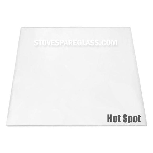 Hot Spot Stove Glass