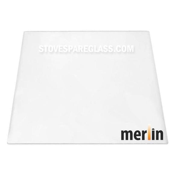 Merlin Stove Glass