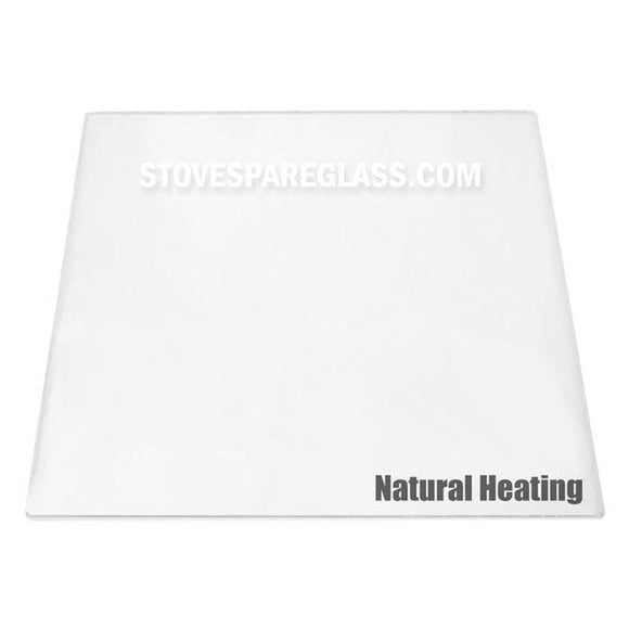 Natural Heating Stove Glass