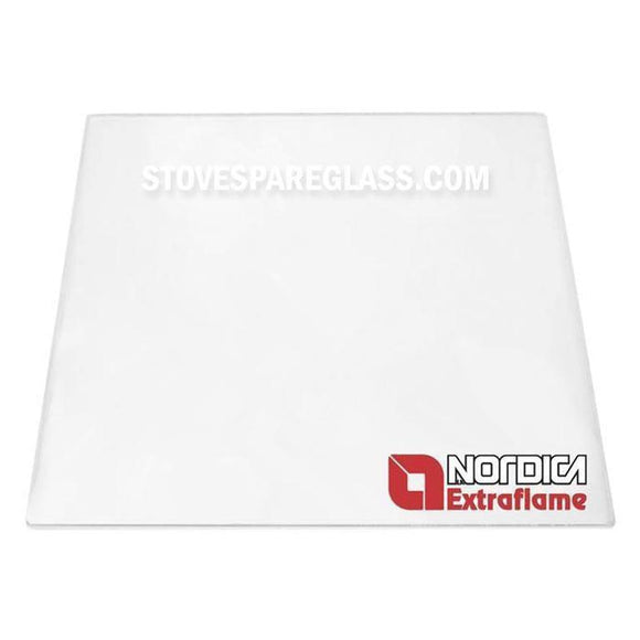 Nordica Stove Glass