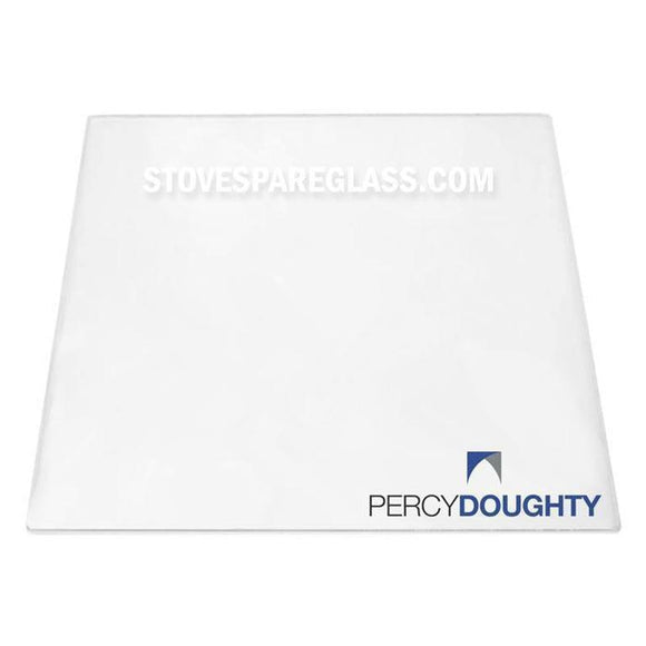 Percy Doughty Stove Glass
