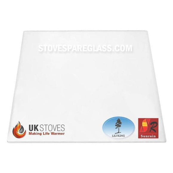 Sunrain Lilyking Stove Glass