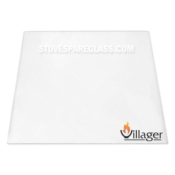 Villager Stove Glass