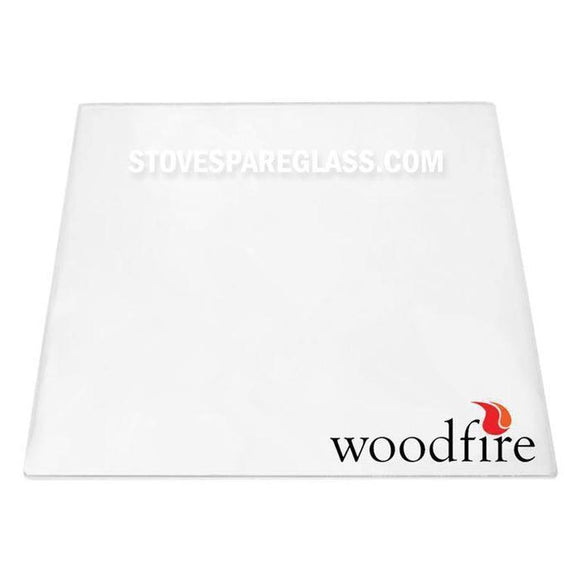 Woodfire Stove Glass