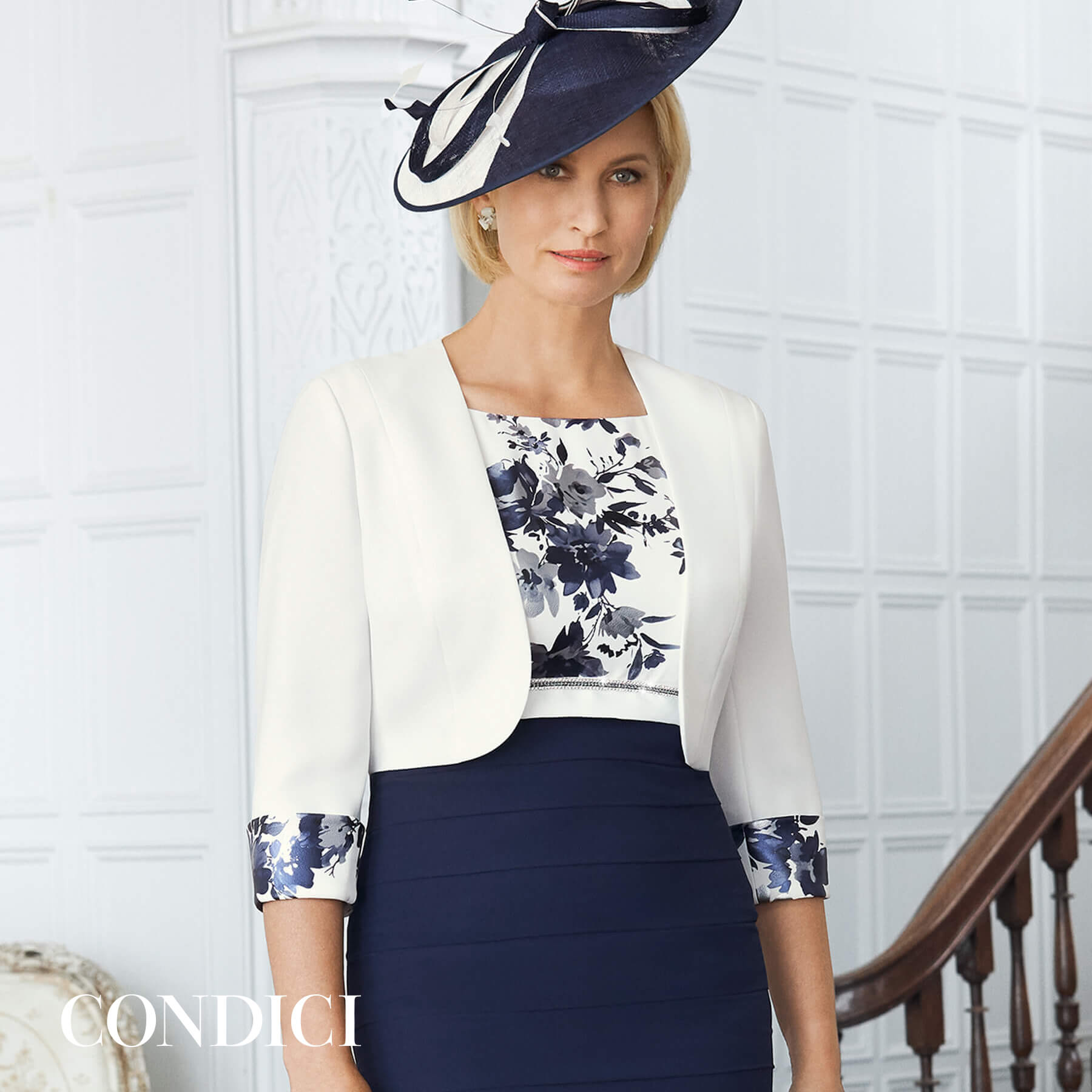 Condici occasionwear gets us in the mood for Spring