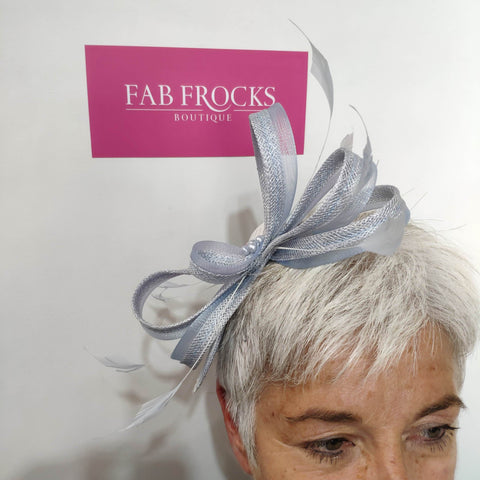 BL5179 Bluebell Fischer Accessories Fascinator - Fab Frocks