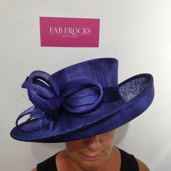 BL5159 Marine Fischer Accessories Hat - Fab Frocks