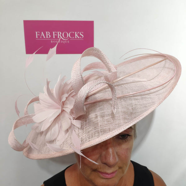 3029 Pink Hatinator Disc Peter Bettley - Fab Frocks