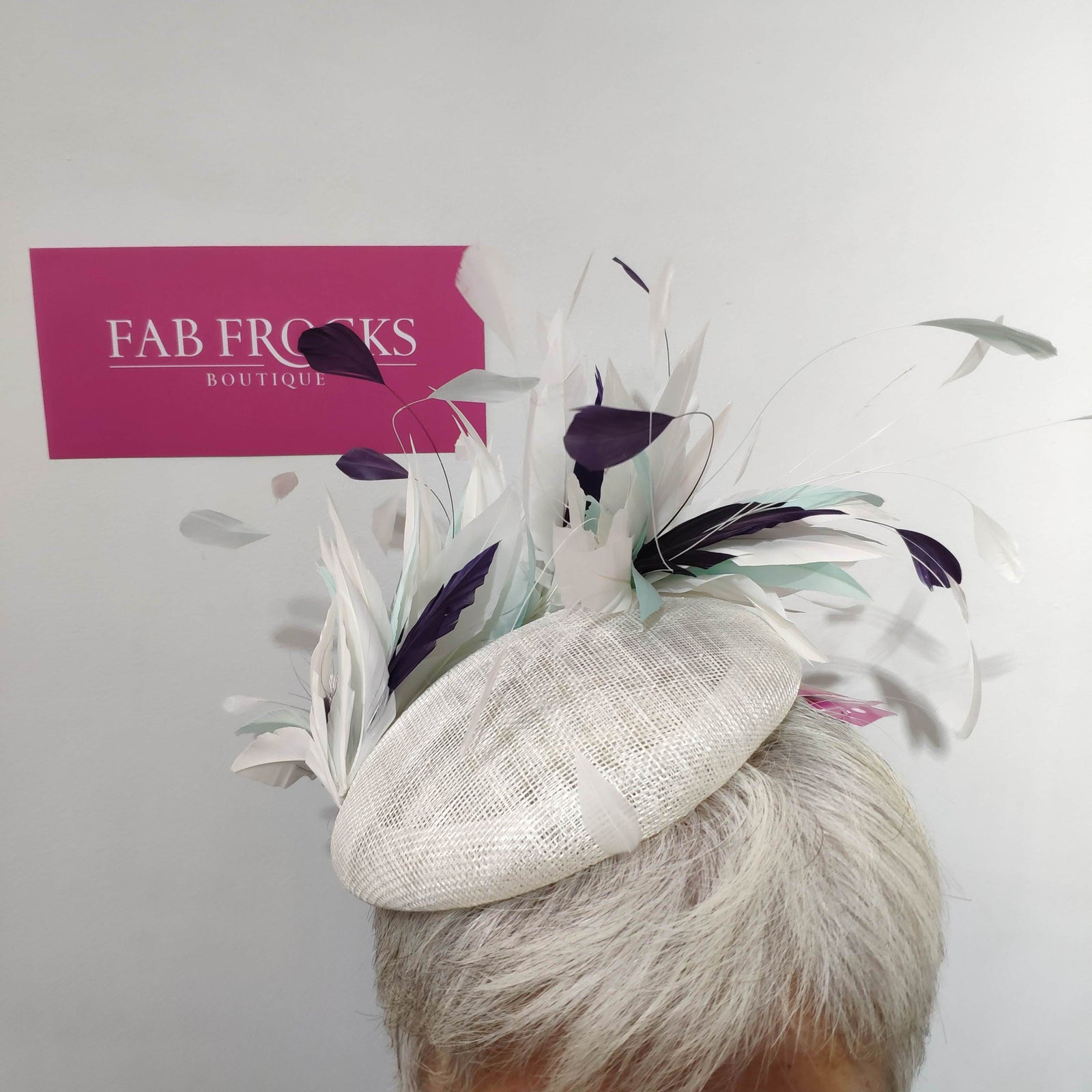 Josie Fascinator - Fab Frocks
