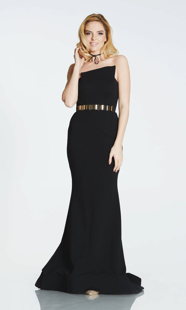 Margot Black Tiffanys - Fab Frocks