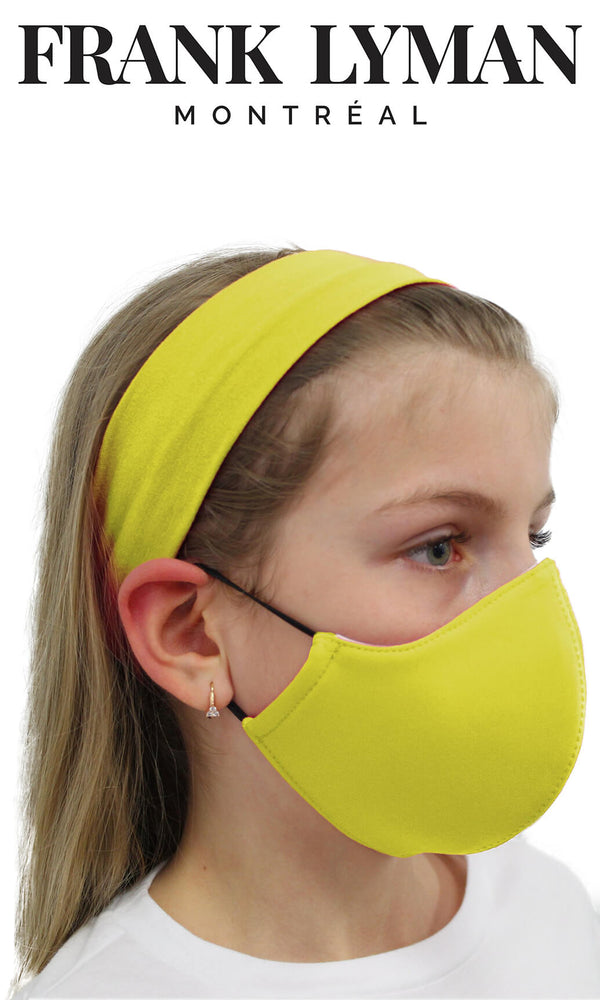 Frank Lyman Non-Medical Face Mask Citrus - Fab Frocks