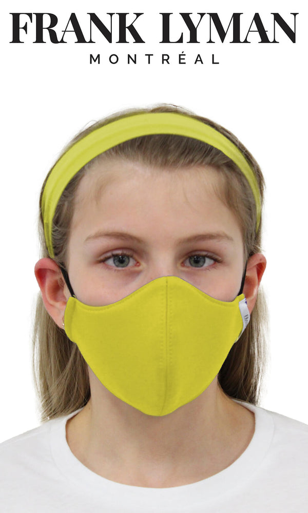 Frank Lyman Kids Non-Medical Face Mask Citrus - Fab Frocks