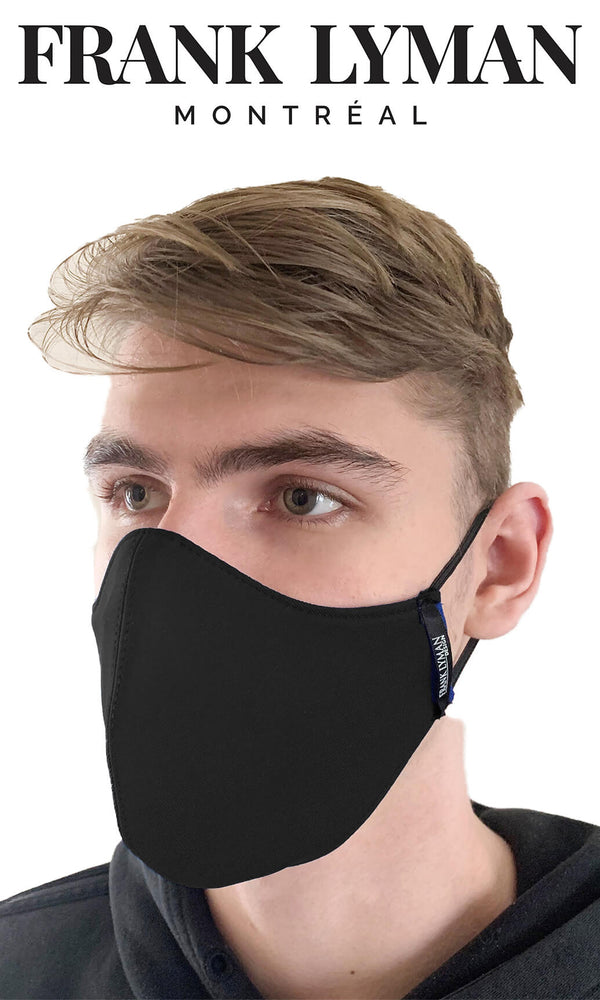 Frank Lyman Non-Medical Face Mask Black