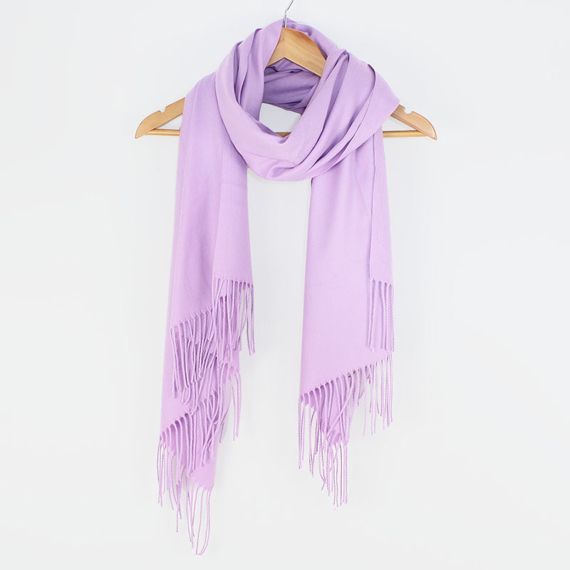 Georgia Pashmina Lilac Tilley & Grace