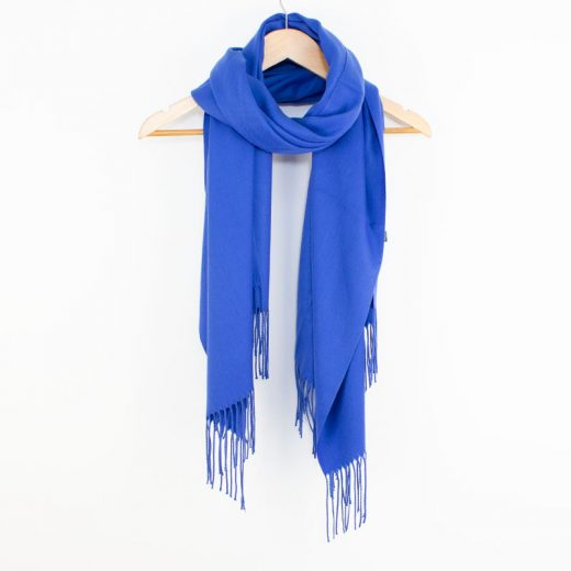 Pashmina Royal Blue Tilley & Grace