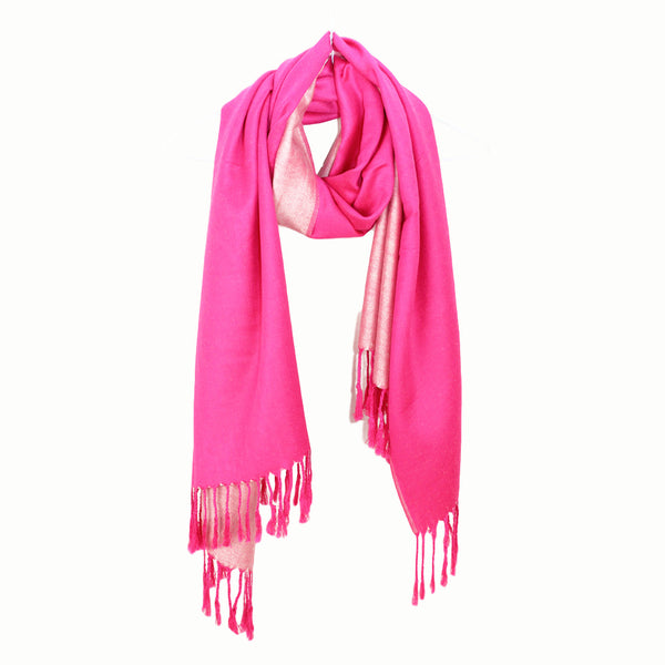 Palma Wrap Magenta Tilley & Grace