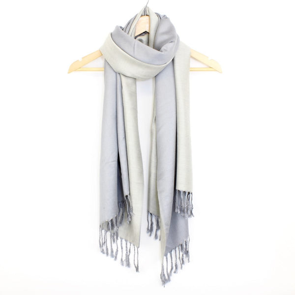 Palma Wrap Grey Tilley & Grace