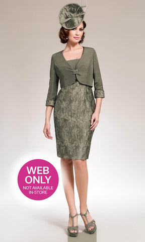 Zeila 3018272 Dress & Bolero Jacket - Fab Frocks