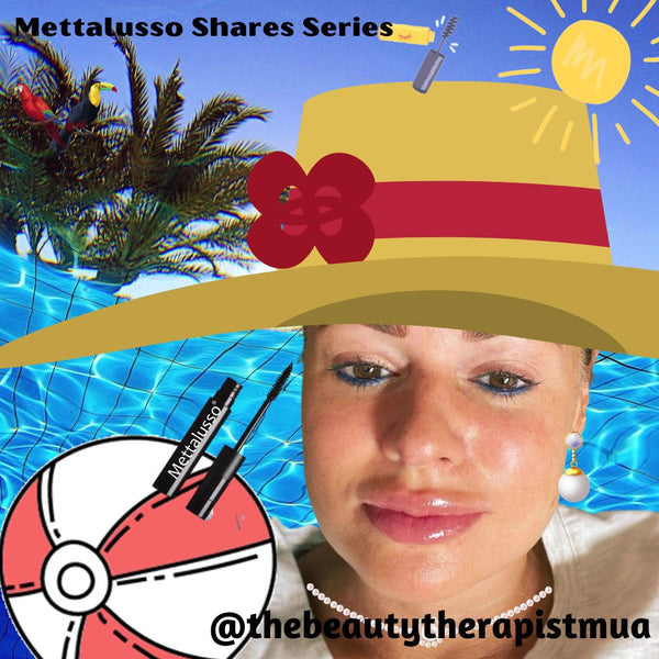 Get Poolside Chic- Mettalusso Shares Series for Instant Makeup Tips