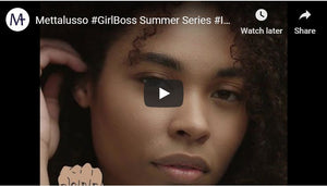Mettalusso Media Girl Boss Makeup Cosmetic Video