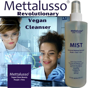 Mettalusso and MIST created and manufactured by women celebrating women's history month