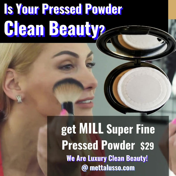 Is Your Pressed Powder Clean Beauty?