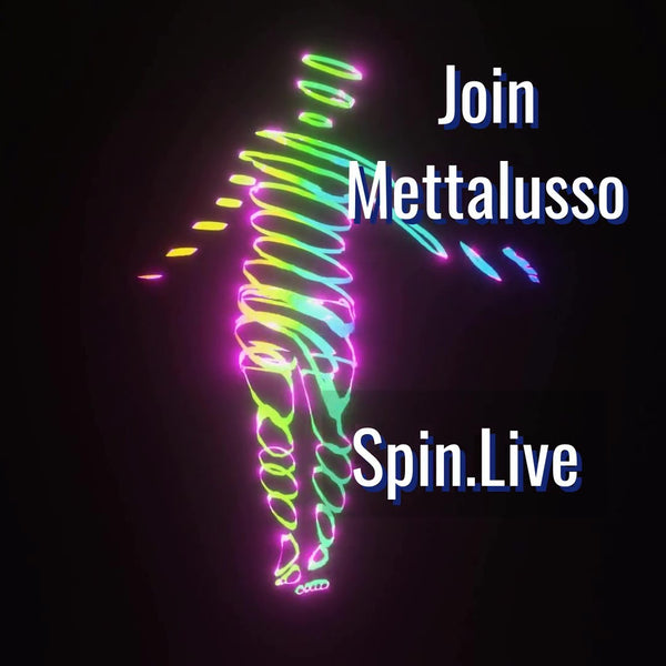 @Spin.Live - Join Mettalusso in Live Selling!