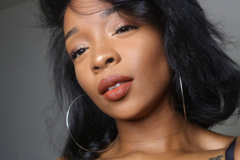 Ameerah Stubbs Influencer and Make Up Artist as Jolie Luxe on Instagram