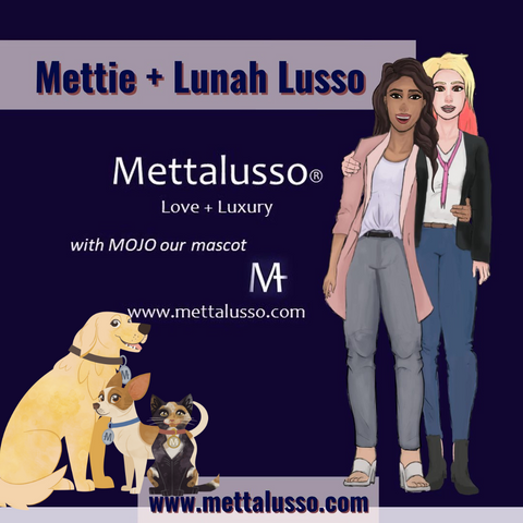 Mettalusso is original entertainment and vegan clean beauty for both people and pets