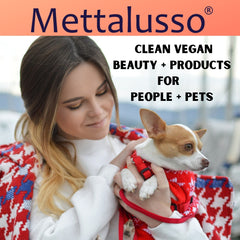 Mettalusso is the World's First Vegan Clean Luxury Product for People and Pets