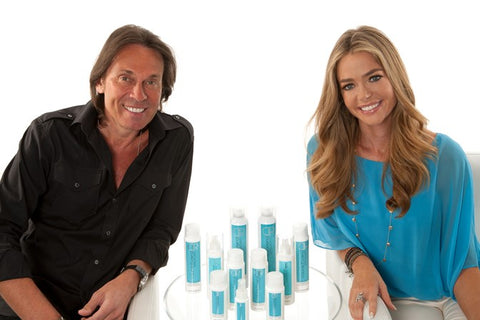 Christine C Oddo marketing manager for Denise Richards hair care collection