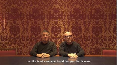 Dolce and Gabbana Apologize Via Social Media to China and Chinese Consumers