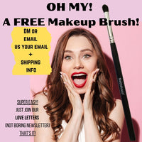 Mettalusso Free Makeup Brush Offer Just sign up for our Love Letters. They are not a boring old newsletter.