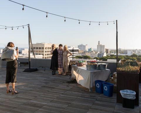 @BeautyTechLA Roof Top Venue For Their Second Annual Event