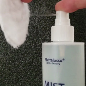 MIST by Mettalusso is a revolutionary clean beauty and vegan facial cleanser