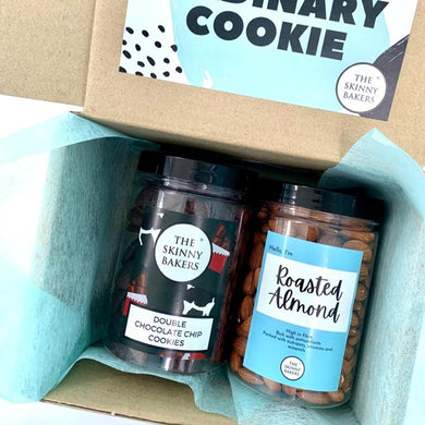 Double Chocolate Cookie + Almond Bundle