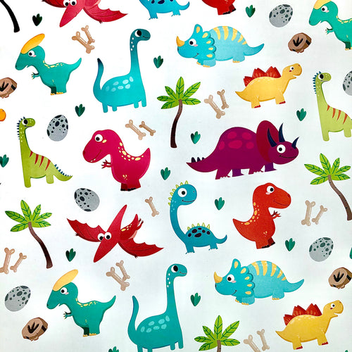 Rawr With Us (Wrapping Paper)