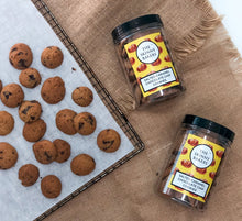 Load image into Gallery viewer, Salted Caramel Chocolate Chip Cookies (2 sizes available)